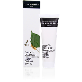 Team Dr. Joseph - Daily Cellular Protection Hand Cream SPF 10, 50ml