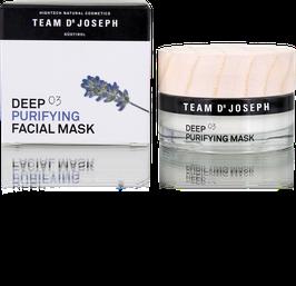 Team Dr. Joseph - Deep Purifying Facial Mask 50ml