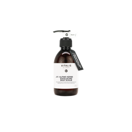 Vitalis - Alpine Herbs Exfoliating Body Scrub 250ml