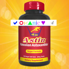 Astaxanthin 120 vegane Kapseln