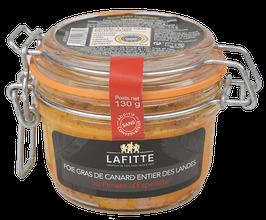 Foie Gras de Canard entier au piment d'Espelette 130gr / 50gr