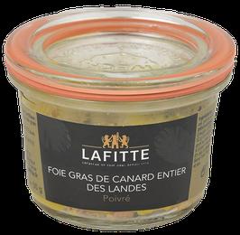 Foie Gras de Canard entier des Landes poivré 50gr