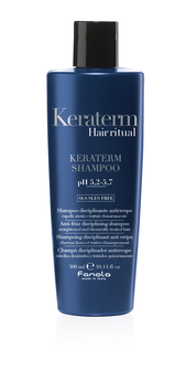 FANOLA KERATERM HAIR RITUAL SHAMPOO 300 ML