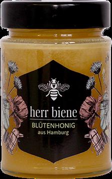 Blütenhonig aus Hamburg - cremig