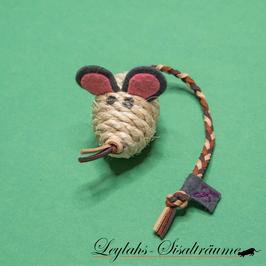 094 - Mäuschen Lederband S