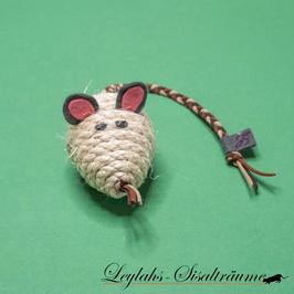 098 - Mäuschen Lederband L