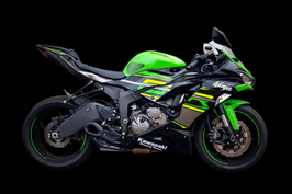 ZX6R 19-20 WILLY MADE Slip-on