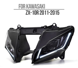 ZX10R 11-15 Headlight + DRL