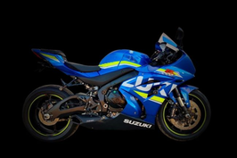 GSX-R 1000 17-20 WILLY MADE Full-system