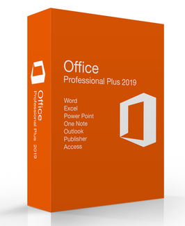 Microsoft Office 2019 Professional Plus - Retail