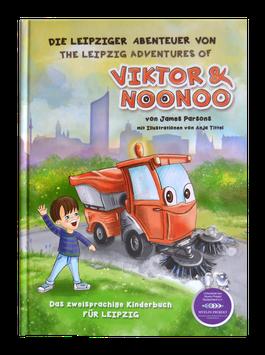 """""""Die Leipziger Abenteuer von Viktor und Noonoo"""""""