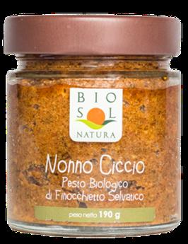 Bio-Wildfenchel Pesto 190 g