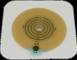 2-teilige Basisplatte mit Pflasterrand