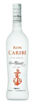 Ron Caribe Casa D'Aristi | weißer Rum | 700ml