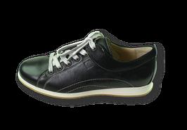 Fidelio - schwarz Lammna/Ka - mit Wechsel-Schuhbändel