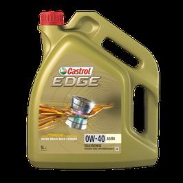 Castrol - EDGE 0W-40 A3 / B4