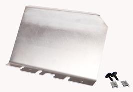 FLS-P. Luftleitblech für hinter Kühlergitter