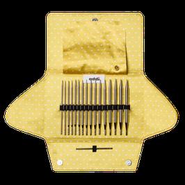 Addi Click Mix Set  - Набор 8 пар разъемных спиц с разными кончиками