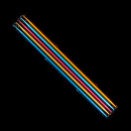 Чулочные спицы Addi Colibri 20 cm