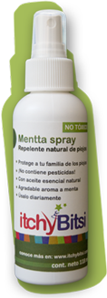 Menta Spray Repelente