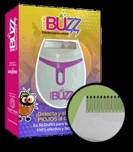 Magic Buzz El único peine que electrocuta a los piojos
