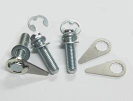 Downpipe Schrauben mit Sicherung