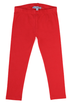 Leggings in red, Artikelnr. 201 08 07