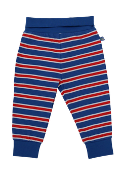 Babyhose Sreifen in blue-red, Artikelnr. 201 44 06
