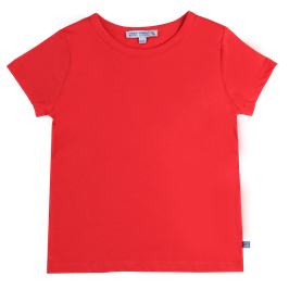 Uni Shirt in red, Artikelnr. 201 01 50