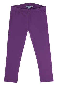 Leggings in dark lavender, Artikelnr. 201 08 03