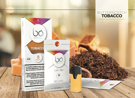 BUTTERSCOTCH TOBACCO PODS (2STK)