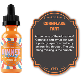 DINNER LADY CORNFLAKE TARD 60ML