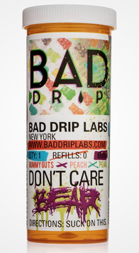 DON`T CARE BEAR BY BAD DRIP 60ML