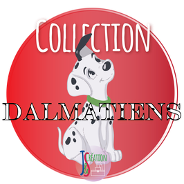 Collection Dalmatiens