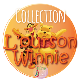 Collection L'ourson Winnie