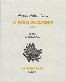 Maurice Merleau-Ponty, Le doute de Cézanne