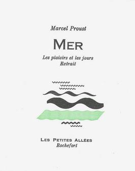 Marcel Proust, La mer