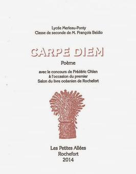 Frédéric Ohlen, Carpe diem