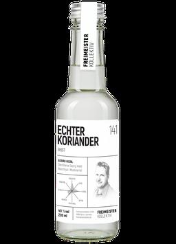 ECHTER KORIANDER 0.2 L / 40% vol.
