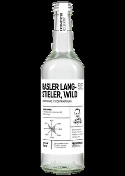 BASLER LANGSTIELER, WILD (Kirschbrand · Spontangärung) 0.5L / 43% vol.