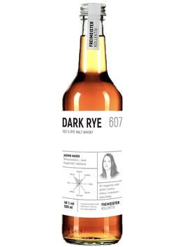 DARK RYE 100% Roggen Whisky 0.5L / 46% vol.