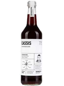 CASSIS (Johannisbeerlikör) 0.5L / 25% vol.