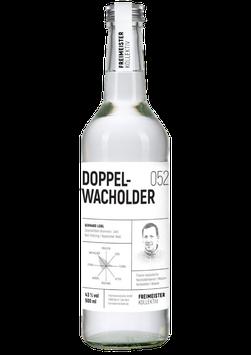 DOPPELWACHOLDER 0.5L / 43% vol.