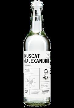 MUSCAT D'ALEXANDRIE  (Traubenbrand) 0.5L / 45% vol.
