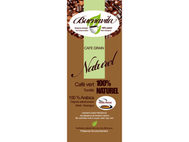Café Buenavita naturel 100% Arabica
