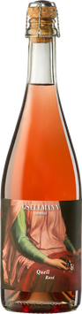 Quell - Brut Rosé 2015 Methode traditionelle
