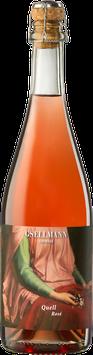 Quell - Brut Rosé 2015 Reserve Methode traditionelle