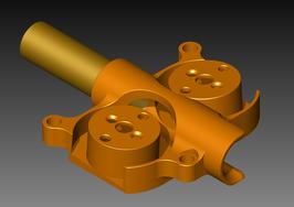 "3D Printed FWC ""RV"" Gen 4.0"