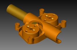 """3D Printed FWC """"JYER"""" Gen 4.0"""