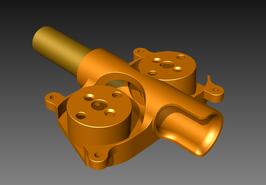 "3D Printed FWC ""RSST"" Gen 4.0"